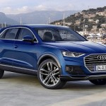 Noul Audi Q3 2018 schita
