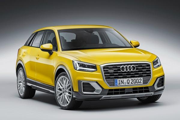 Noul Audi Q3 va avea un design similar lui Audi Q2