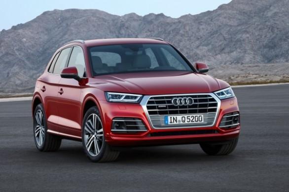 Noul Audi Q5 2016