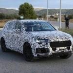 Noul Audi Q7 2014