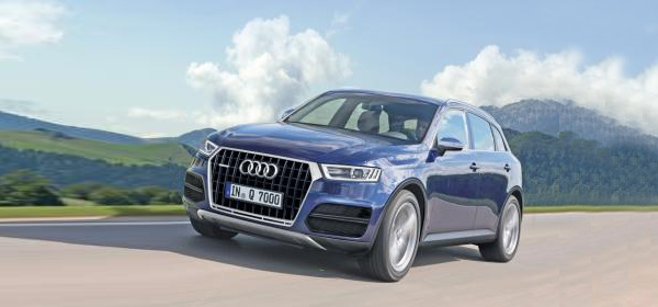noul audi q7 2014 a trecut la teste a doua generatie audi q7. Black Bedroom Furniture Sets. Home Design Ideas