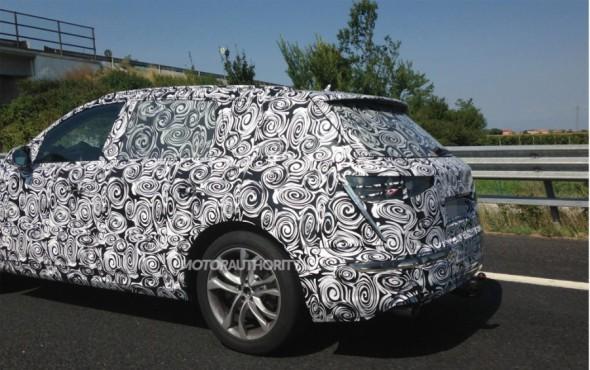 Noul Audi Q7 spate