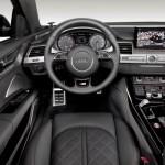 Noul Audi S8 Plus imagini interior