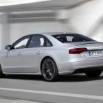 Noul Audi S8 Plus imagini spate