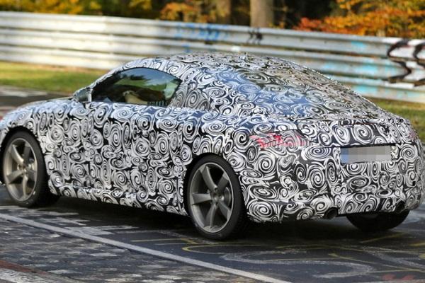 Noul Audi TT 2015 spate