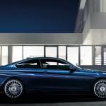 Noul BMW Alpina B4 Bi-turbo 2014 lateral