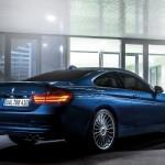 Noul BMW Alpina B4 Bi-turbo 2014 spate