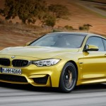 Noul BMW M3 in motion fata