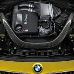 Noul BMW M4 motor