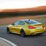 Noul BMW M4 spate
