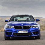 Noul BMW M5 foto fata