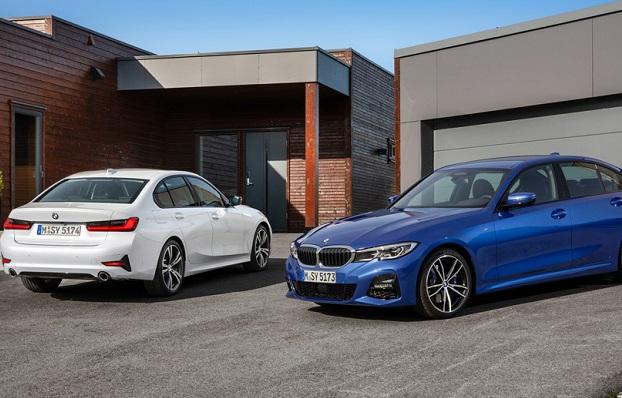 Noul BMW Seria 3 2019 foto