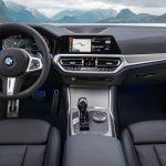 Noul BMW Seria 3 2019 interior