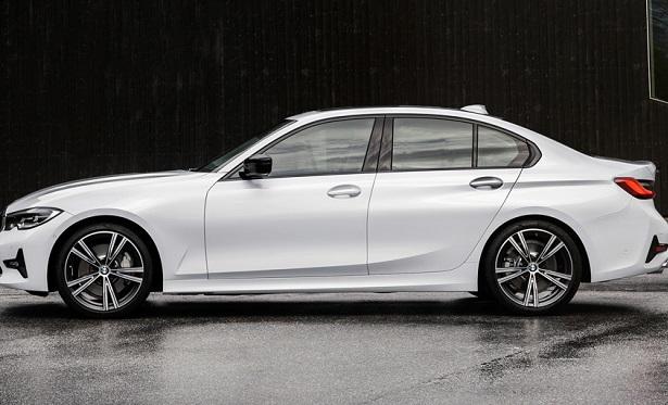 Noul BMW Seria 3 2019 lateral