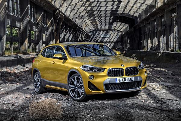 Noul BMW X2 foto