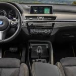 Noul BMW X2 interior