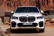 Noul BMW X5 2018 fata