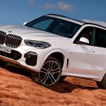 Noul BMW X5 2018 lateral