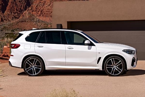 Noul BMW X5 2018