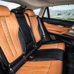 Noul BMW X6 2 interior spate