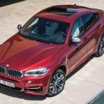 Noul BMW X6 2 versiunea M50D