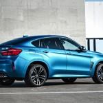 Noul BMW X6 M 2014