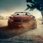 Noul BMW Z4 fata