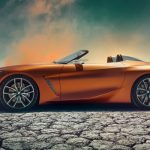 Noul BMW Z4 lateral