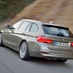 Noul BMW seria 3 2015 facelift break