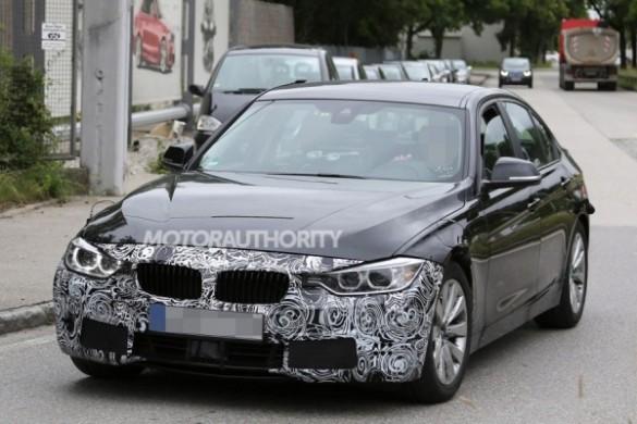 Noul BMW seria 3 facelift
