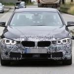 Noul BMW seria 3 facelift fata
