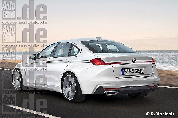 Noul BMW seria 3 foto Autobild