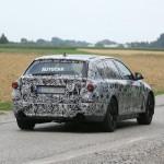 Noul BMW seria 5 - primele informatii 3