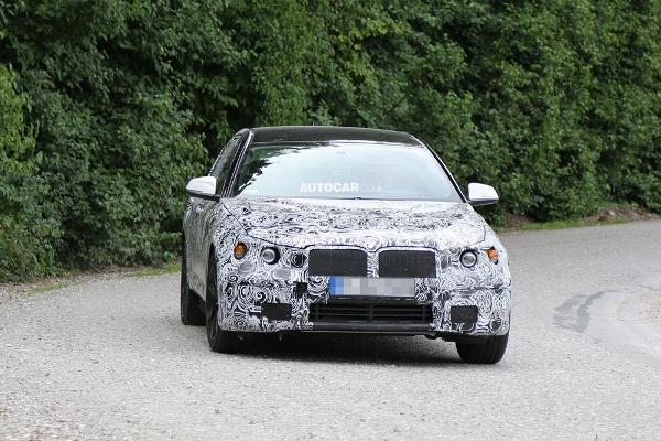 Noul BMW seria 5 - primele informatii 4