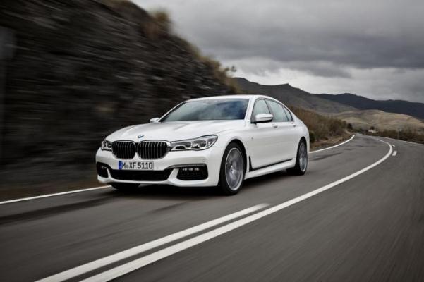 Noul BMW seria 7 2015 - M Sport