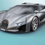 Noul Bugatti - render