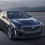 Noul Cadillac CTS-V 2015 cel mai puternic automobil de marca Cadillac