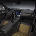 Noul Cadillac CTS-V 2015 cel mai puternic automobil de marca Cadillac interior