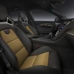Noul Cadillac CTS-V 2015 cel mai puternic automobil de marca Cadillac interior 2