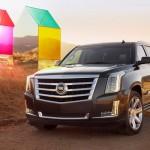 Noul Cadillac Escalade