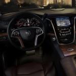 Noul Cadillac Escalade interior
