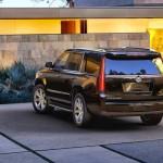 Noul Cadillac Escalade spate