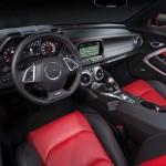 Noul Chevrolet Camaro 2016 interior