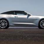 Noul Chevrolet Camaro Cabriolet - Convertible 2016 lateral