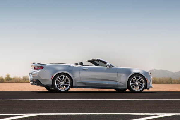 Noul Chevrolet Camaro Cabriolet - Convertible 2016 photo