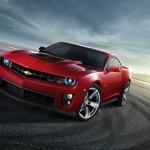 Noul Chevrolet Camaro imagine simbol 2