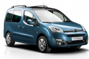 Noul Citroen Berlingo 2015 blue fata