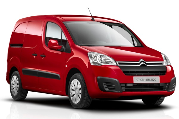 Noul Citroen Berlingo 2015 model cargo