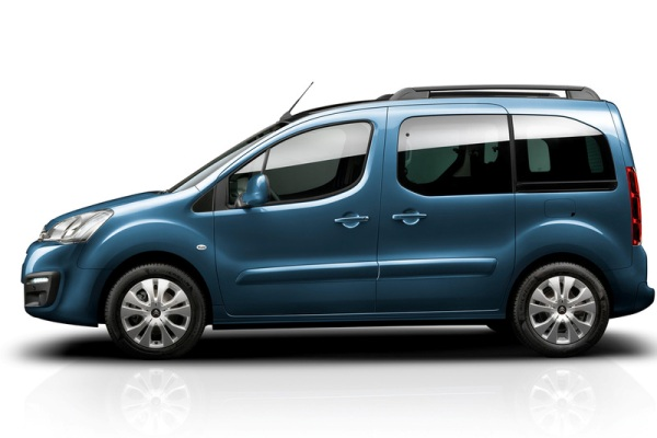 Noul Citroen Berlingo 2015 lateral