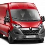 Noul Citroen Jumper facelift 2014
